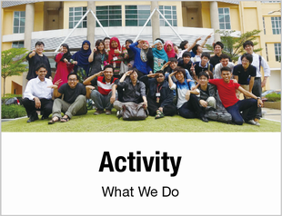Activity What We Do